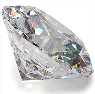Original Dimond Gemstone (zircon)