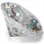 Original Dimond Gemstone (zircon)