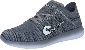 Max Air Training Shoes 8866 Light Grey