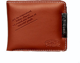Unique Men's Sports brown Wallet