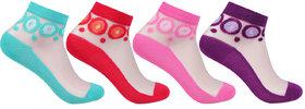 Girl's Ankle length Fashion Socks
