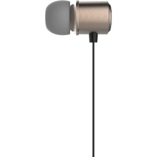 Vidvie HS605 Wired Headphone (Gold)