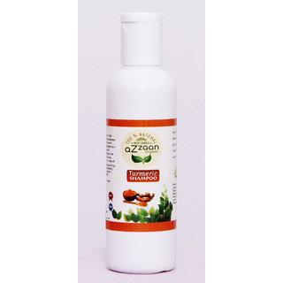 Azzaan Turmeric Shampoo