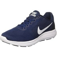 Nike Revolution 3 Men's Navy Blue Running Sports Shoe-UK-6