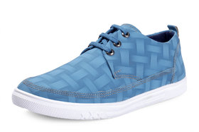 Red Rose Men's Sky Blue Casual Sneakers Shoes (1439)