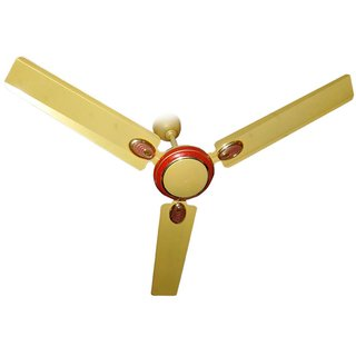 RPM 48 CEILING FAN AERO GOLDEN