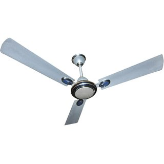 RPM 48 CEILING FAN AEROMATIC SILVER