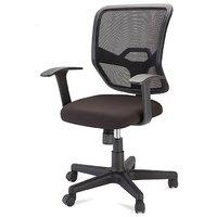 Nilkamal Ertiga Midback Mesh Chair Black