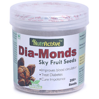 NutrActive Dia-Monds Sky Fruit 200+ Seeds Diabetes Weight Loss