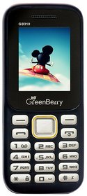 GREENBERRY GB310 DUAL SIM MOBILE  WITH CAMERA