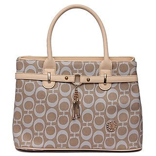 4d38c9591c63 Levise London Designer Handbag For Women - Ladies Handbags Made of Quality  PU Leather r Bag For Girls - Brown