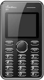 GREENBERRY M1 CREDIT CARD SIZE  MOBILE PHONE WITH MP3 P