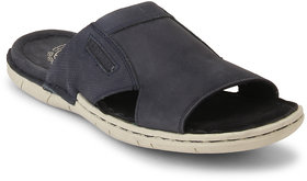 Red Chief Blue Men Casual Leather Slipper (RC782 201)