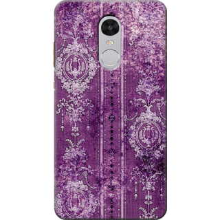 Printed Designer Back Cover For Redmi Note 5 - Printed Designer