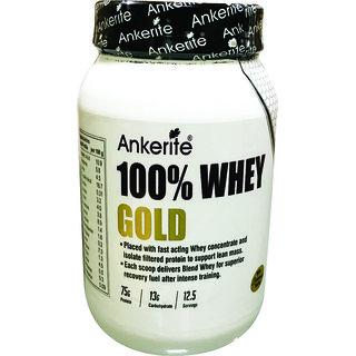 ANKERITE 100 WHEY GOLD 750GM