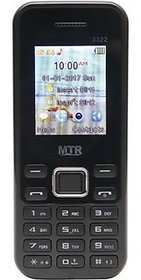 MTR MT3322 DUAL SIM MOBILE PHONE