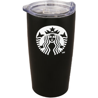ZINIZONY Starbucks UNIQUE Coffee Mug 500 ML Collectible Limited Edition (Unbreakable) BLACK