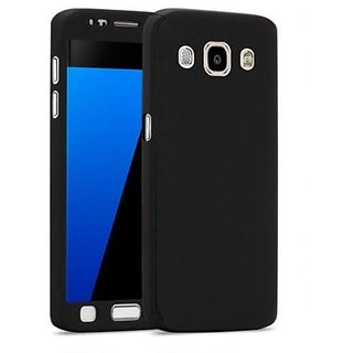iPaky Full 360 Protection Front  Back Cover With Tempered Glass for Samsung Galaxy J2