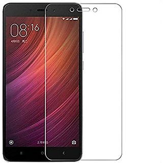 Anti Scratch-less Tempered Glass compatible For Redmi Note 4