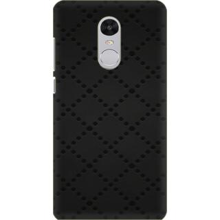 Printed Designer Back Cover For Redmi Note 4 - designed pattern Design