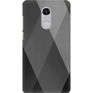 Printed Designer Back Cover For Redmi Note 4 - designed pattern Design
