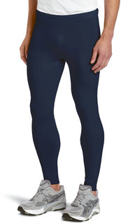 Bloomun Fitness Men Compression Full Tight, Cycling Tight, Gym Tight, Jogging Tights, Yoga Pant Navy Blue