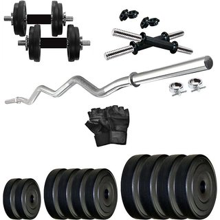 SPORTO FITNESS 30 KG COMBO 2 WB Home Gym Kit