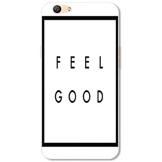 Printgasm Oppo F1S printed back hard cover/case,  Matte finish, premium 3D printed, designer case