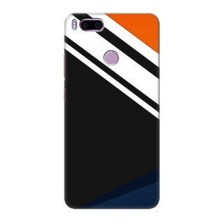 Printed Designer Back Cover For Redmi A1 - Multicolor Design