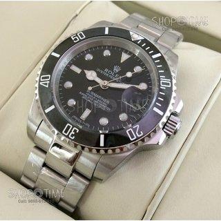 Buy Rolex Submariner Black Swiss Mens Watch With Original Box