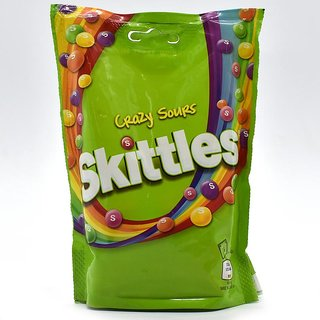 Skittles Crazy Sours Flavour - 174g