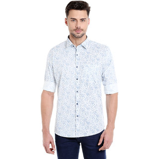 Solemio Cotton Shirts For Mens