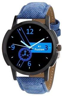 X5 Fusion Blue3 Men's Watch