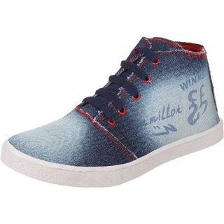 Earton Men's-708 Blue Sports Running Shoes