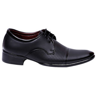 fd3090400b926 Buy 00RA MEN'S DRESS SHOE BLACK COLOR OFFICE WEAR FORMAL SHOES FOR ...