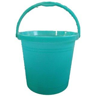 Plastic water bucket With Plastic Handle (13 Liters)