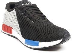 RODDICK MENS CASUAL BLACK SHOES (Sneakers)
