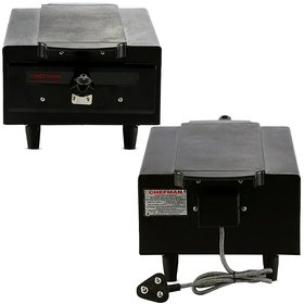 chefman medium electric tandoor with auxiliary equipment with 2 year warranty.