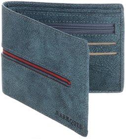 MarkQues Viking Blue Men'S Wallet (VK-4405)