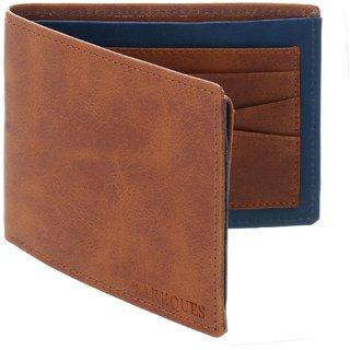 MarkQues Gautam Tan MenS Wallet (GTH-4404)