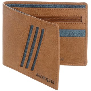 MarkQues Falcon Tan MenS Wallet (FC-4404)