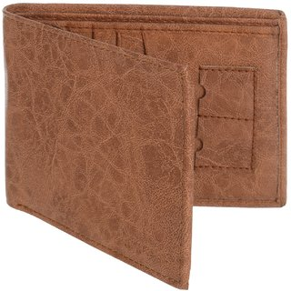 MarkQues Aristocrat Tan MenS Wallet (AST-4404)