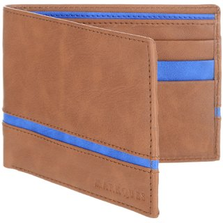 MarkQues Urban Tan MenS Wallet (UB-440405)