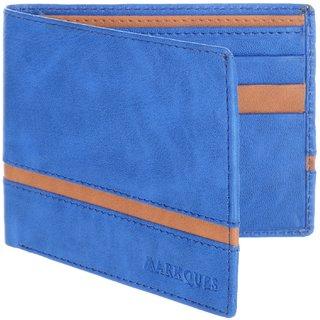 MarkQues Urban Tan MenS Wallet (UB-440504)