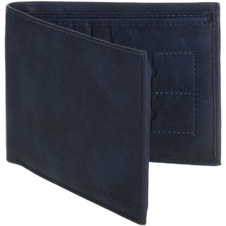 MarkQues Aristocrat Blue MenS Wallet (AST-4405)