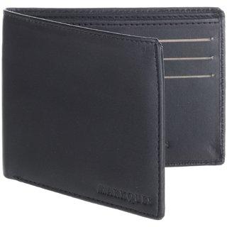 MarkQues Aura Black MenS Wallet (AUR-4401)