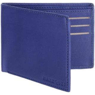 MarkQues Aura Blue MenS Wallet (AUR-4405)