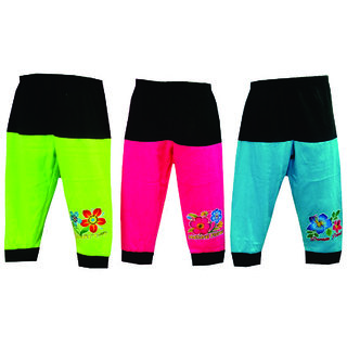 Kids Harem Pant (Pack of - 3)