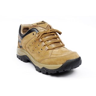 RODDICK MENSCASUAL OUTDOOR BEIGE SHOES(LOW ANKLE)