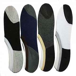 Z decor 6 pair socks loafer (multicolour)